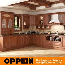 guangzhou self assemble modern design indian kitchen cabinets op15