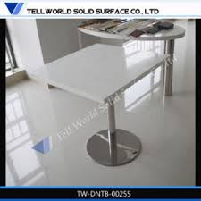 Corian Dining Tables China Restaurant Round Corian Dining Table Cafe Table China