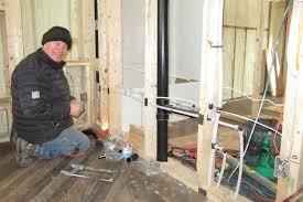 Plumbing A New House Cabin Plumbing