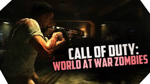 call of duty world at war zombies apk jogando no celular call of duty world at war zombies