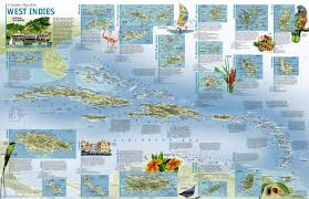 Map Of The Caribbean Islands by Puerto Rico Cruising Guides