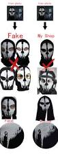 cod ghost mask india 1x cotton balaclava face skull ghost mask army military face mask