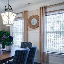 dining room window treatments ideas coastal window treatments ideas coastal window treatments plan