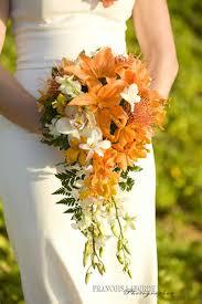 Pictures Flower Bouquets - wedding bouquets tiger lilies tiger lily wedding bouquet