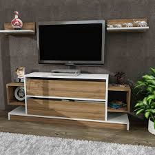 wooden meubles wooden meuble tv naturel brandalley
