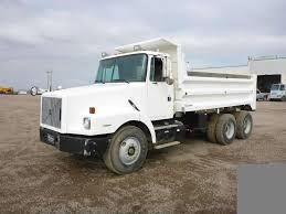 commercial truck for sale volvo 1997 volvo wg64 dump truck for sale 79 095 miles idaho falls