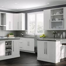 home depot kitchen cabinets hton bay hton bay designer series edgeley assembled 18x96x23 75 in