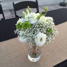 wedding flowers orlando sweet delicate wedding toss bouquet baby s breath white
