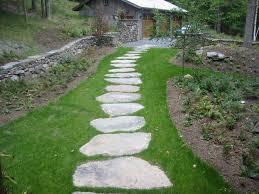 amazing garden stepping stones u2014 home design lover