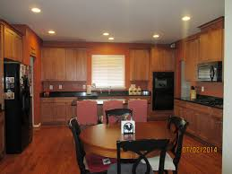 kitchen paint color cavern clay by sherwin williams our new