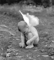 baby with wings flight of the soul