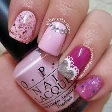 top 16 cute valentine nail designs u2013 new easy pretty home manicure