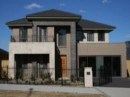 3d front elevation concepts home design 6 bedrooms duplex house