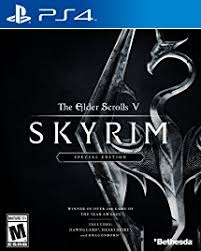 amazon com playstation 4 black amazon com the elder scrolls v skyrim special edition