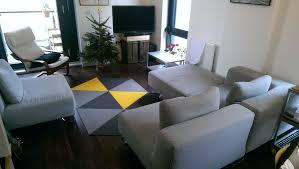 MUJI MODULAR SOFA Light Grey  Modules Available Plus  MUJI - Muji sofas