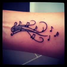 35 best music tats images on pinterest amazing tattoos best