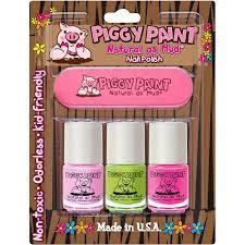 piggy paint nail polish set 4 pc walmart com