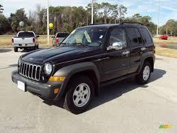 2006 black jeep liberty 2006 black jeep liberty sport 25581261 gtcarlot com car color