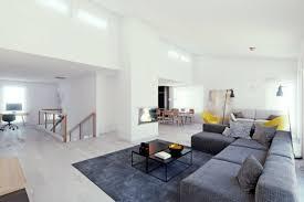 idée de canapé interieur moderne design idee canape gris ideeco