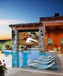 In Pool Chaise Lounge Best 25 Mediterranean Outdoor Chaise Lounges Ideas On Pinterest