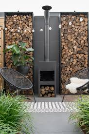 Outdoor Fire Place by Best 25 Outside Fireplace Ideas On Pinterest Outside Furniture