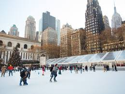 the best skating rinks in new york city