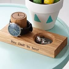 cufflink tray and watch stand by mijmoj design