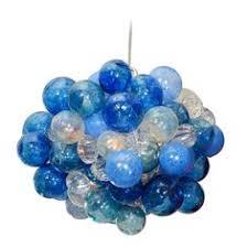 Cascading Glass Bubble Chandelier Vistosi Cascading Glass Discs Chandelier My Style Pinterest