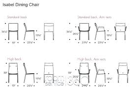 Dining Table  Restaurant Dining Table Size Restaurant Dining - Dining room table measurements