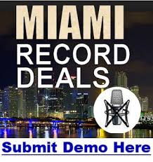 Seeking Miami Miami Record Label A R Musicians Wanted Available Singers