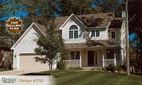 two home designs lancaster ii 1752 ii traditional home plan at design basics