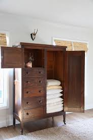 Farmhouse Armoire Best 25 Armoire Ideas On Pinterest Farmhouse Armoires And