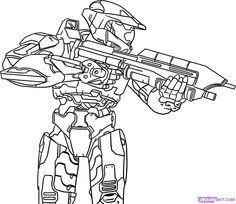 halo coloring book picture jorge coloring pages adults
