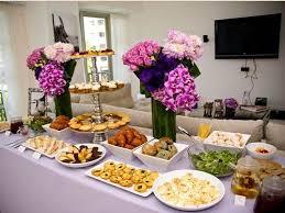 kitchen tea food ideas bridal shower food menu
