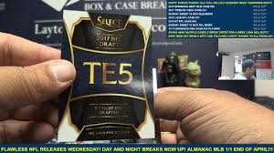 2016 select football 2017 leaf best of baseball box breaks for