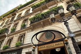 hotel park hyatt paris vendome france booking com