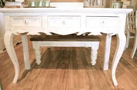 Small Wood Desk by White Distressed Wood Desk Decorative Desk Decoration