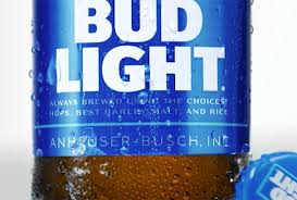 is bud light made with rice american style light lager beer bud light