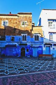 The Blue City Morocco by Chefchouen