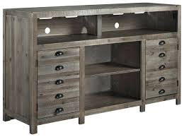 tv stand ashley tv stands with fireplace ashley w257 68 amrothi