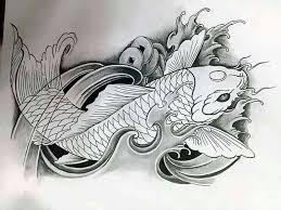 chow de carpa tattoo pinterest koi tattoo and fish tattoos