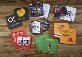 beermats com printed beer mats personalised beer coasters