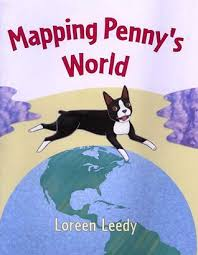penny s mapping penny s world by loreen leedy