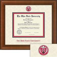 ohio state diploma frame barnes noble the ohio state bookstore church hill