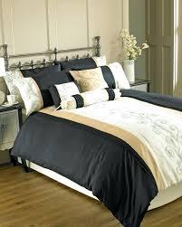 Curtain And Duvet Sets Black And Gold Duvet Covers U2013 De Arrest Me