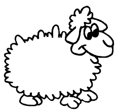 coloring sheep animal coloring pages 1