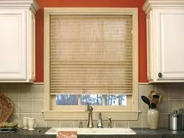 Large Kitchen Window Treatment Ideas Decorating Window Treatments Ideas 6 Ways To Dress A Kitchen