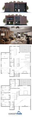 modern houseplans modern house plans family plan tv show floor from shows