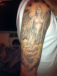 mens half sleeves tattoos 31 best christian tattoos on half sleeve