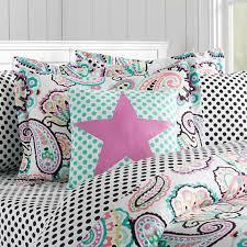Paisley Comforters Rockin Paisley Bedding Set Pbteen